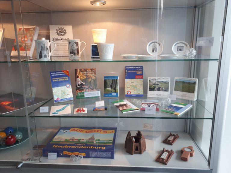 Souvenirartikel » Touristinfo Neubrandenburg