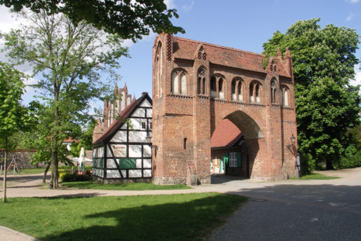 Friedlnder Tor in Neubrandenburg