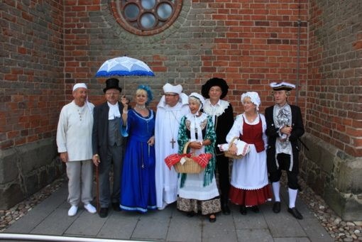 Historical guided tours