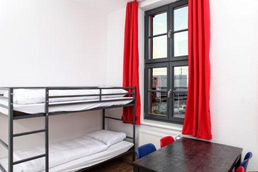Zimmer Hostel am Güterbahnhof Fotorechte: Thomas Laschinski