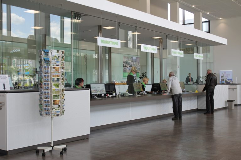 Service Touristinfo » Touristinfo Neubrandenburg