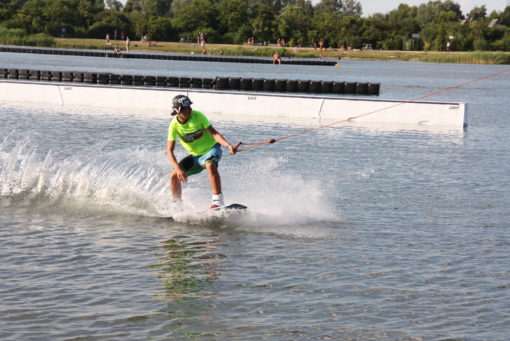 Cable water skiing Neubrandenburg