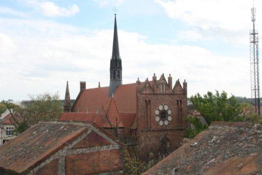 Sankt Johannis Neubrandenburg