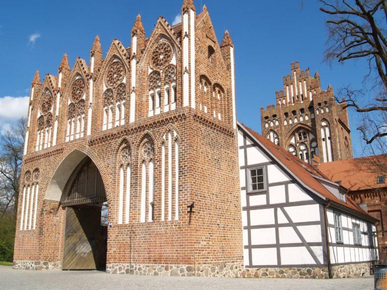 Geschichte findet Stadt! » Touristinfo Neubrandenburg