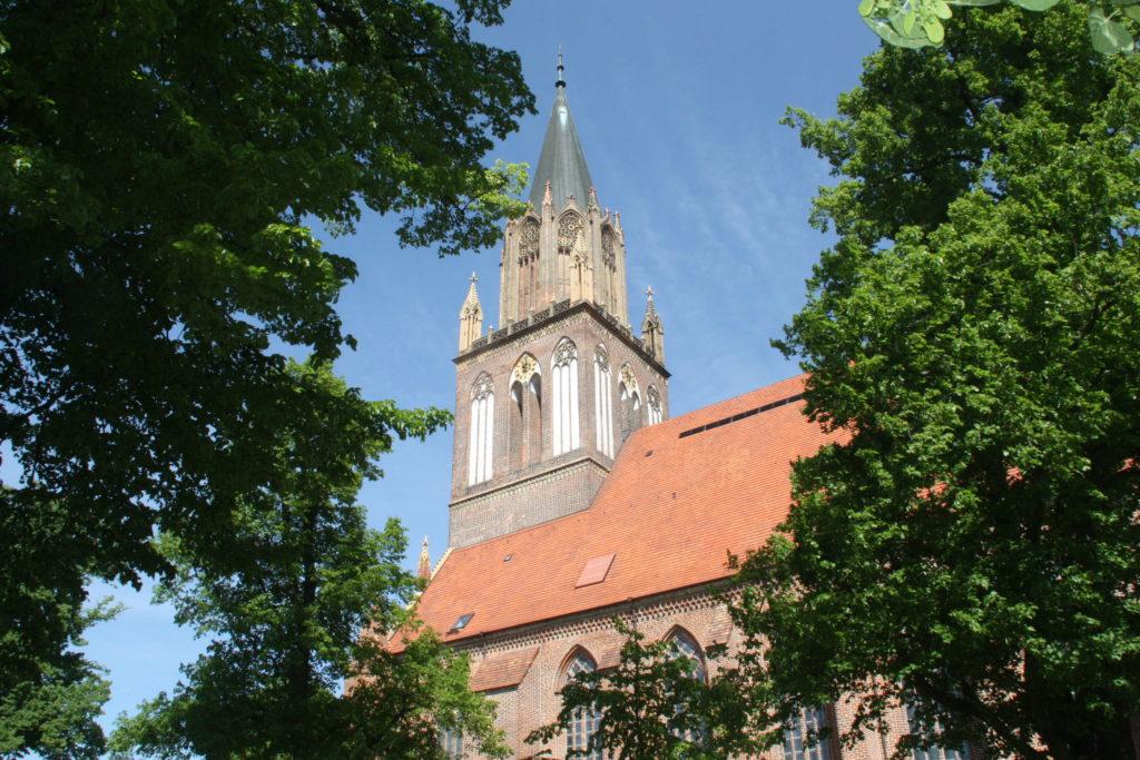 Neubrandenburg Konzertkirche