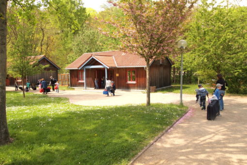Hinterste Mühle - social and youth centre